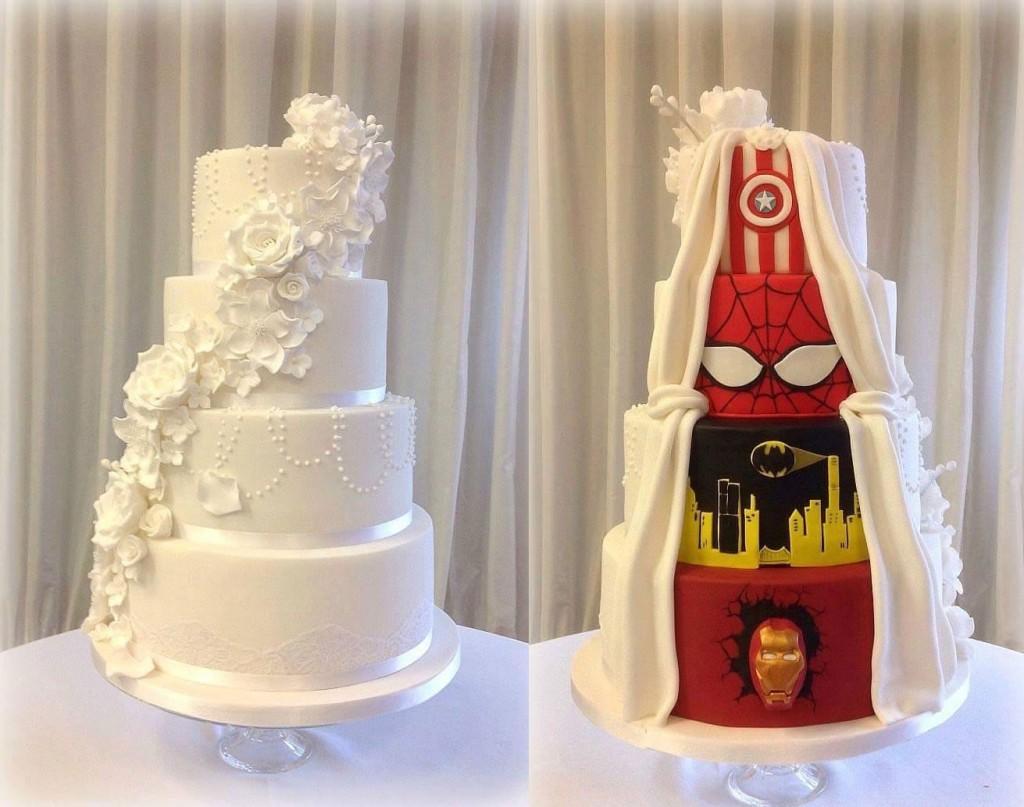 Twofer Cake